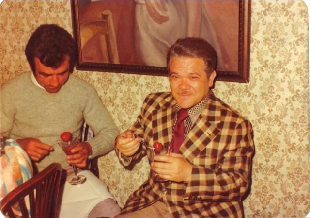 Angelito, mi tío José María y el cuadro de Aurelio Arteta.