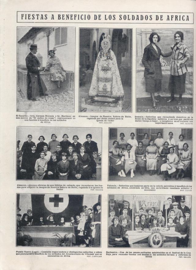 """Revista """"Mundo Gráfico"""" de 18-1-22 (Gentileza de Antonio Buil Sillés)"""